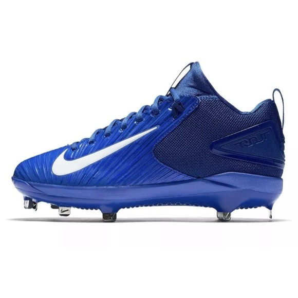 f8bd7036425 NEW Nike MIKE TROUT Metal Baseball Cleats Mens 7.5